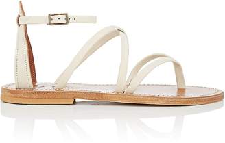 K. Jacques Women's Epicure Leather Sandals
