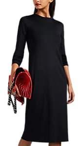Rag & Bone Women's Russo Gathered Midi-Dress - Black
