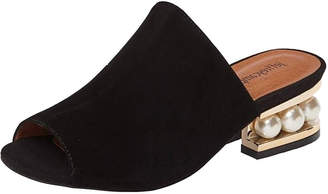 Jeffrey Campbell Black Pearl Mule Sandal