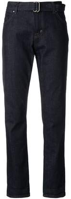 Tom Ford belted waist jeans