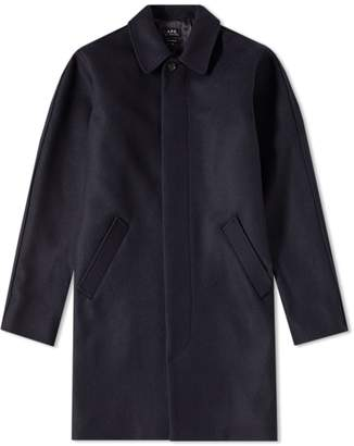 A.P.C. Auster Wool Car Coat