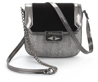 Rachel Roy Deco Disco Velvet Crossbody