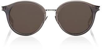Saint Laurent Men's Round Sunglasses
