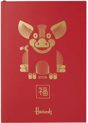 Harrods Chinese New Year 2019 Notebook