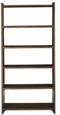Gracie Oaks Hearon Ladder Bookcase
