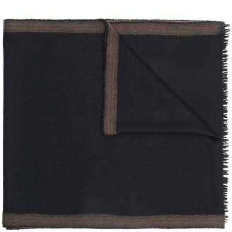Lanvin frayed scarf