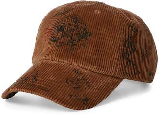 Polo Ralph Lauren Men's Corduroy Baseball Cap