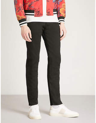 Paul Smith Lightweight slim-fit tapered jeans