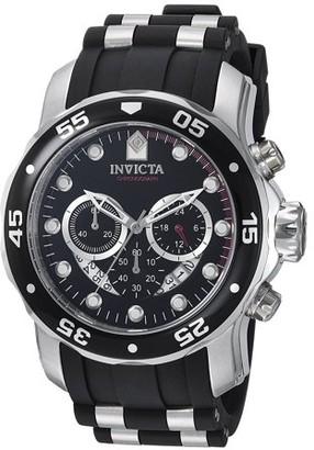 Invicta Pro Diver Collection Chronograph Polyurethane Mens Watch 6977