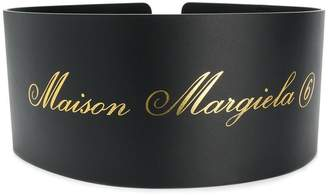 MM6 MAISON MARGIELA corset belt