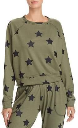 Terez Star-Print Sweatshirt