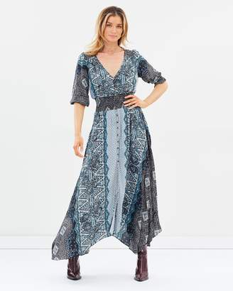 Free People Mexicali Rose Maxi Dress