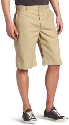 Dickies Young Men's Flat Front Short
