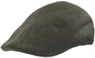 Nathaniel Cole Tweed Duckbill Ivy Cap