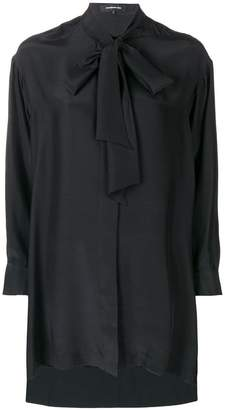Barbara Bui bow tie shirt dress