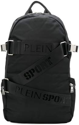 Plein Sport shoulder straps backpack