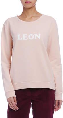 Comptoir des Cotonniers LEON クルーネック 長袖Tシャツ ベージュ 36