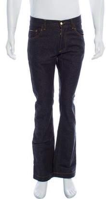 Dolce & Gabbana Vintage Five-Pocket Bootcut Jeans w/ Tags