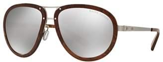 Ralph Lauren RL7053 Aviator Sunglasses