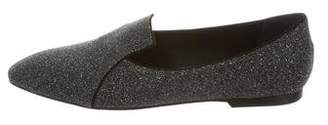 Hermes Holly Pointed-Toe Loafers w/ Tags