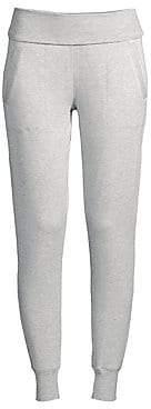 Beyond Yoga Women's Cozy Fleece Fold-Over Pants