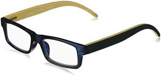 Peepers Unisex-Adult Sierra 2364100 Rectangular Reading Glasses