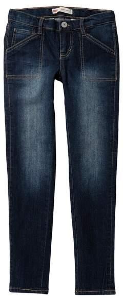 Levi's Workwear Denim Jeans (Big Girls)