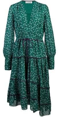 Altuzarra Floral-Print Dress