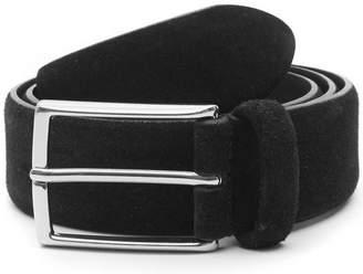 Anderson's Suede Belt