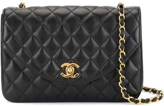 Chanel Pre-Owned CC logos chain shoulder bag