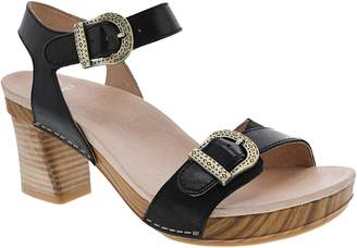 Dansko Women's Adjustable Straps Sandals - Anna
