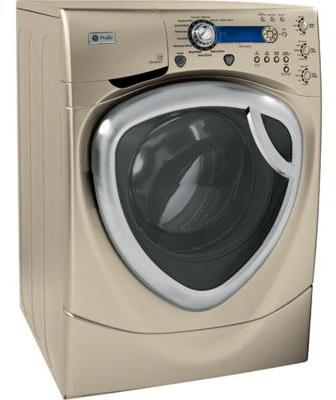 GE Profile 4.2 IEC Cu. Ft. Colossal Capacity Front Load Washer