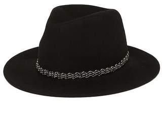 14th & Union Bead Trimmed Felt Panama Hat