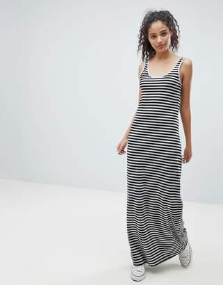 Only Abbie Stripe Maxi Dress