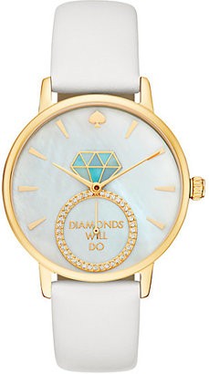 Diamonds will do metro watch $225 thestylecure.com