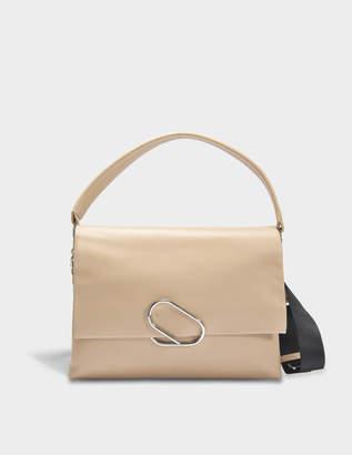 3.1 Phillip Lim Alix Oversized Bag in Fawn Lambskin