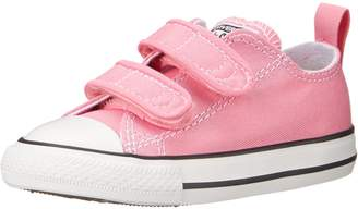 Converse Baby Girls' Infant Chuck Taylor 2 Strap Ox
