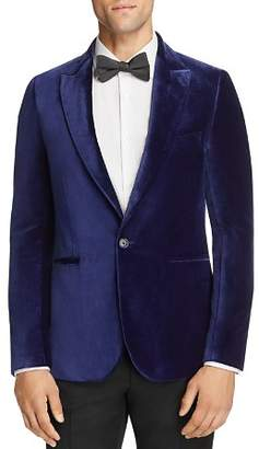 Paul Smith Velvet Slim Fit Evening Jacket