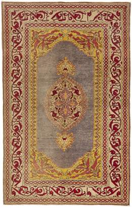"ABC Home Antique Turkish Wool Rug - 4'7""x6'7"""