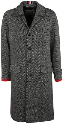 Tommy Hilfiger Single Breasted Coat