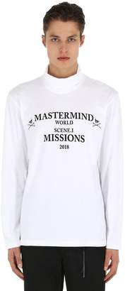 High Collar Missions Long Sleeve T-Shirt
