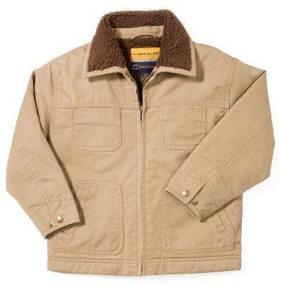 Class club 8-20 barn jacket