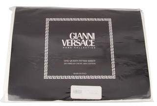Gianni Versace Queen Fitted Sheet