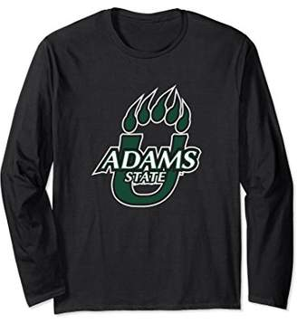 NCAA Adams State College Long Sleeve T-Shirt PPASU01