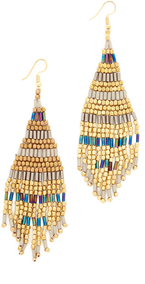 Shashi Heather Earrings $45 thestylecure.com
