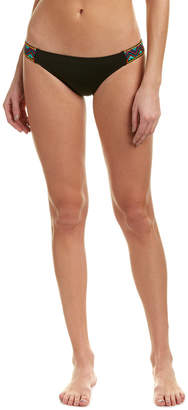 Laundry by Shelli Segal Embroidered Bottom
