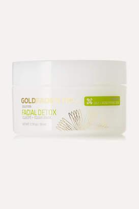 Goldfaden Facial Detox Clarify Clear Mask, 50ml - Colorless