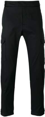 Les Hommes straight trousers
