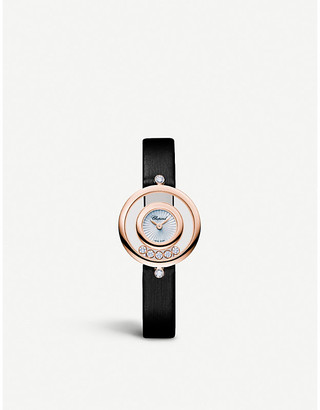 Chopard Happy Diamonds Icons Rose Gold Watch