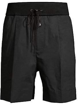 3.1 Phillip Lim Men's Pleated Walking Shorts